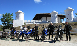 Mittelamerika Motorradreisen