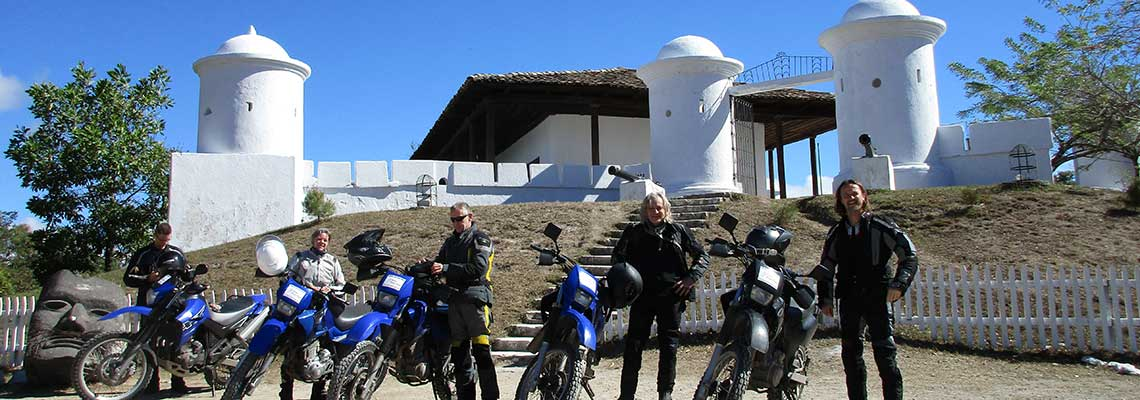 Motorcycle Tours Mexico