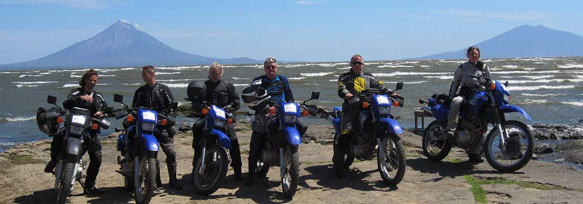Motorcycle Tours Honduras