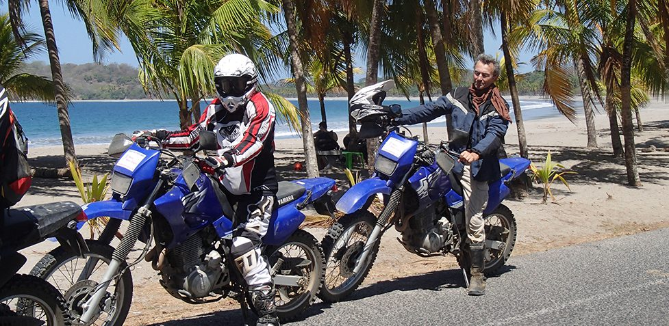 Caribbean Tour Motorcycle
