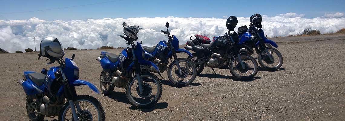 Motorradreisen Panamerikana